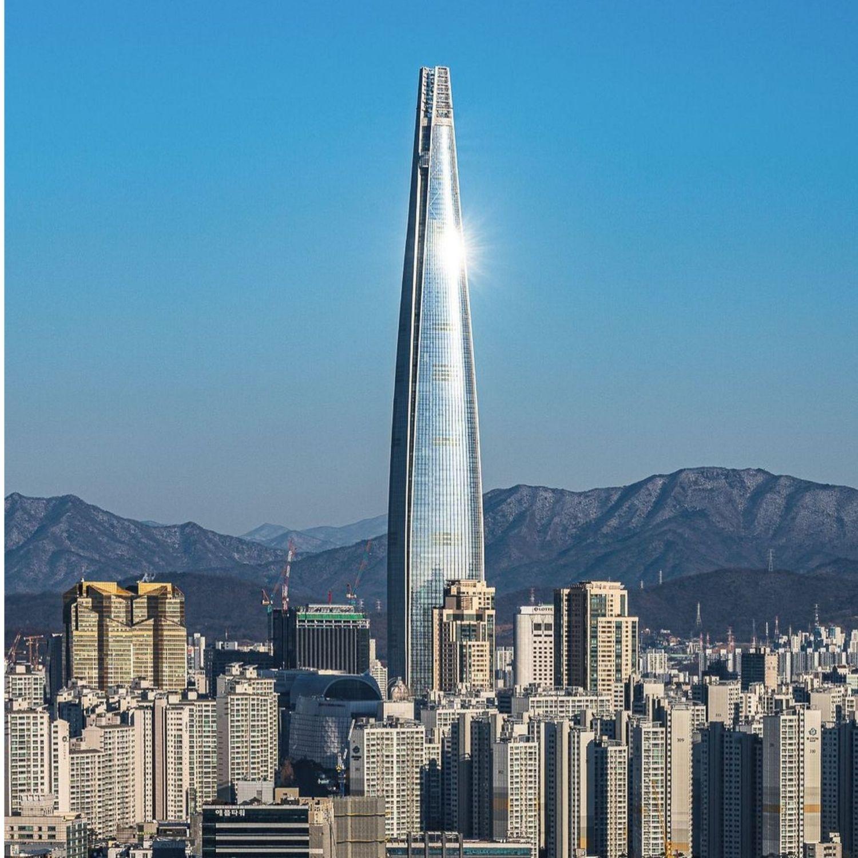 rascacielos seul