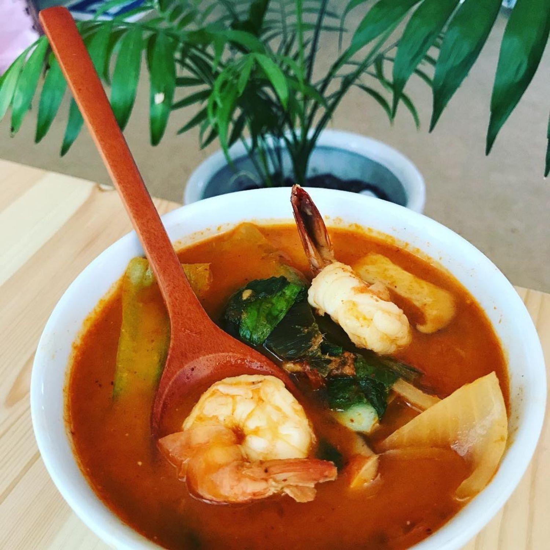 sopa tailandia