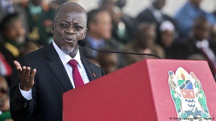 tanzania presidente