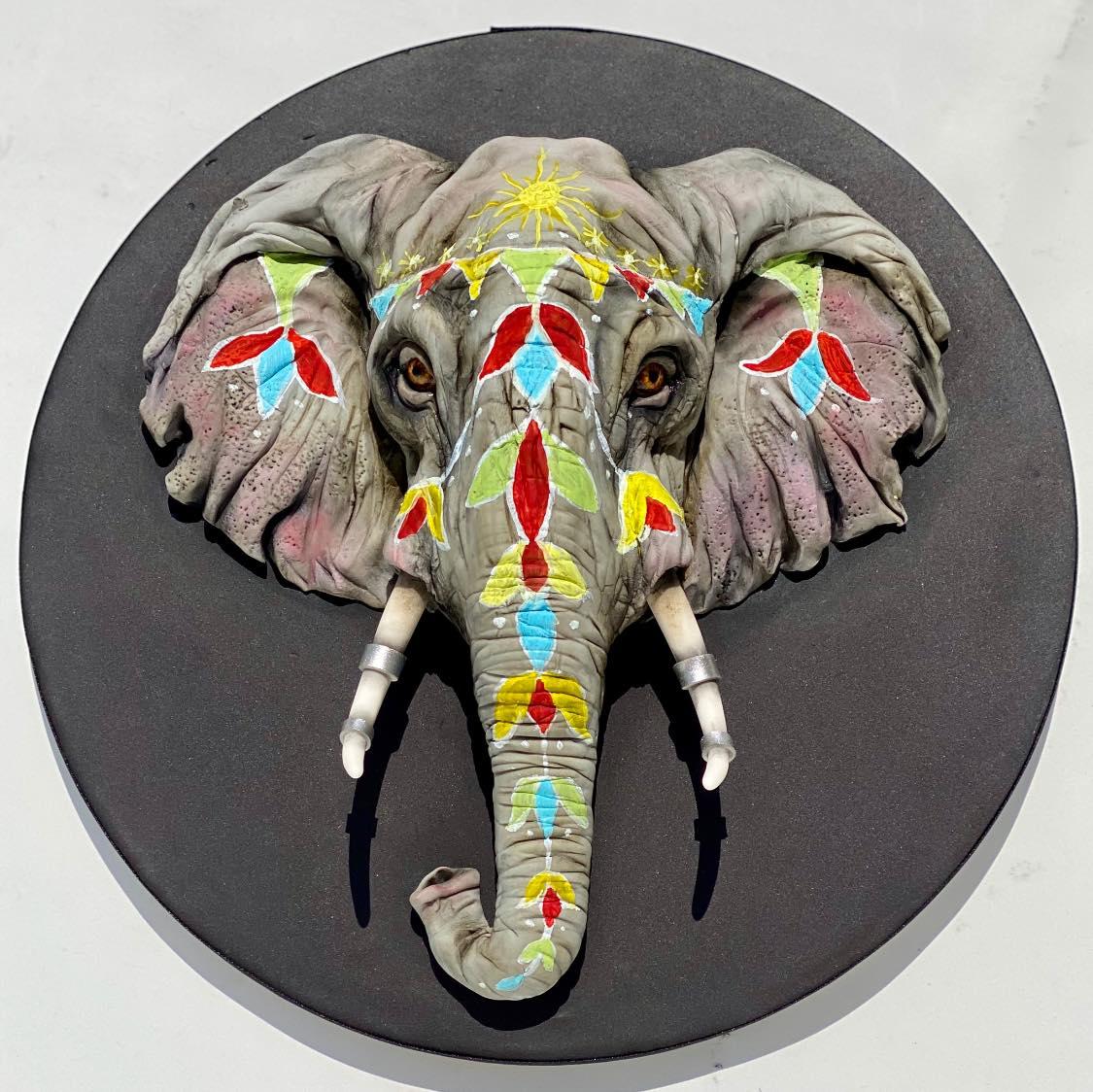 tarta elefante asiatico
