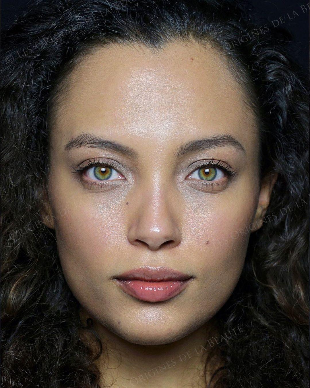 mujer tunez