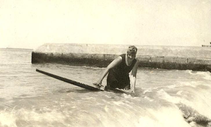 agatha christie surf