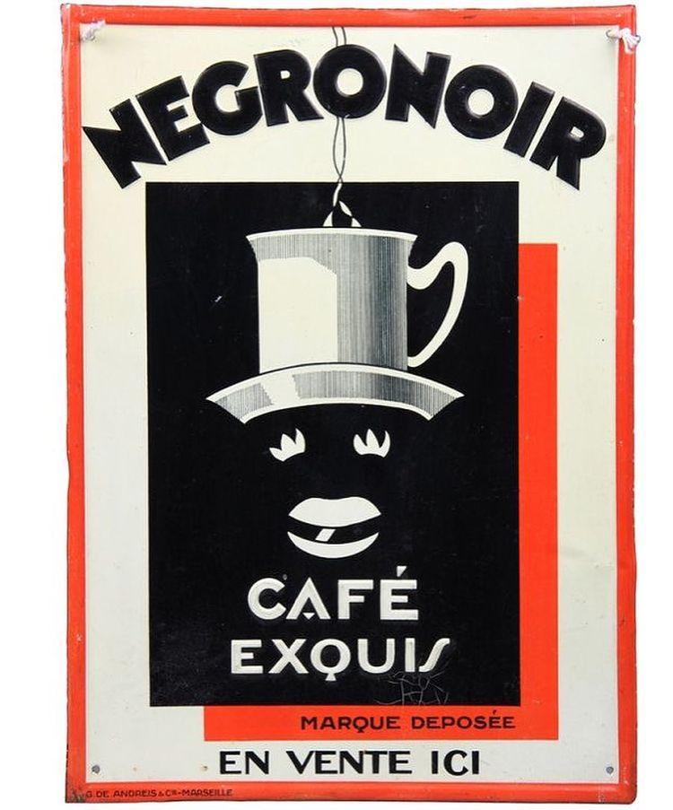 anuncio de café racista