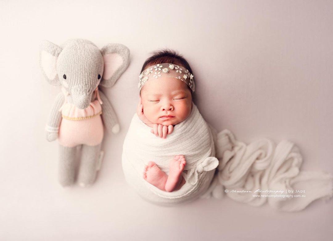 fotos de bebés profesionales