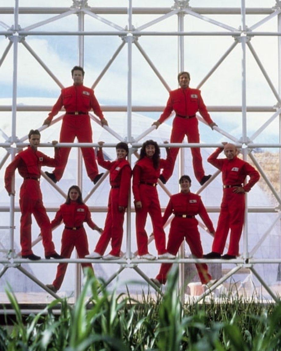 integrantes del proyecto biosfera 2