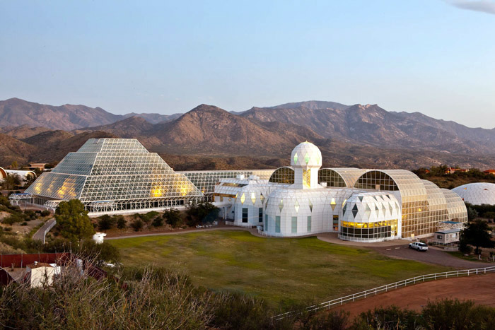 complejo biosfera 2