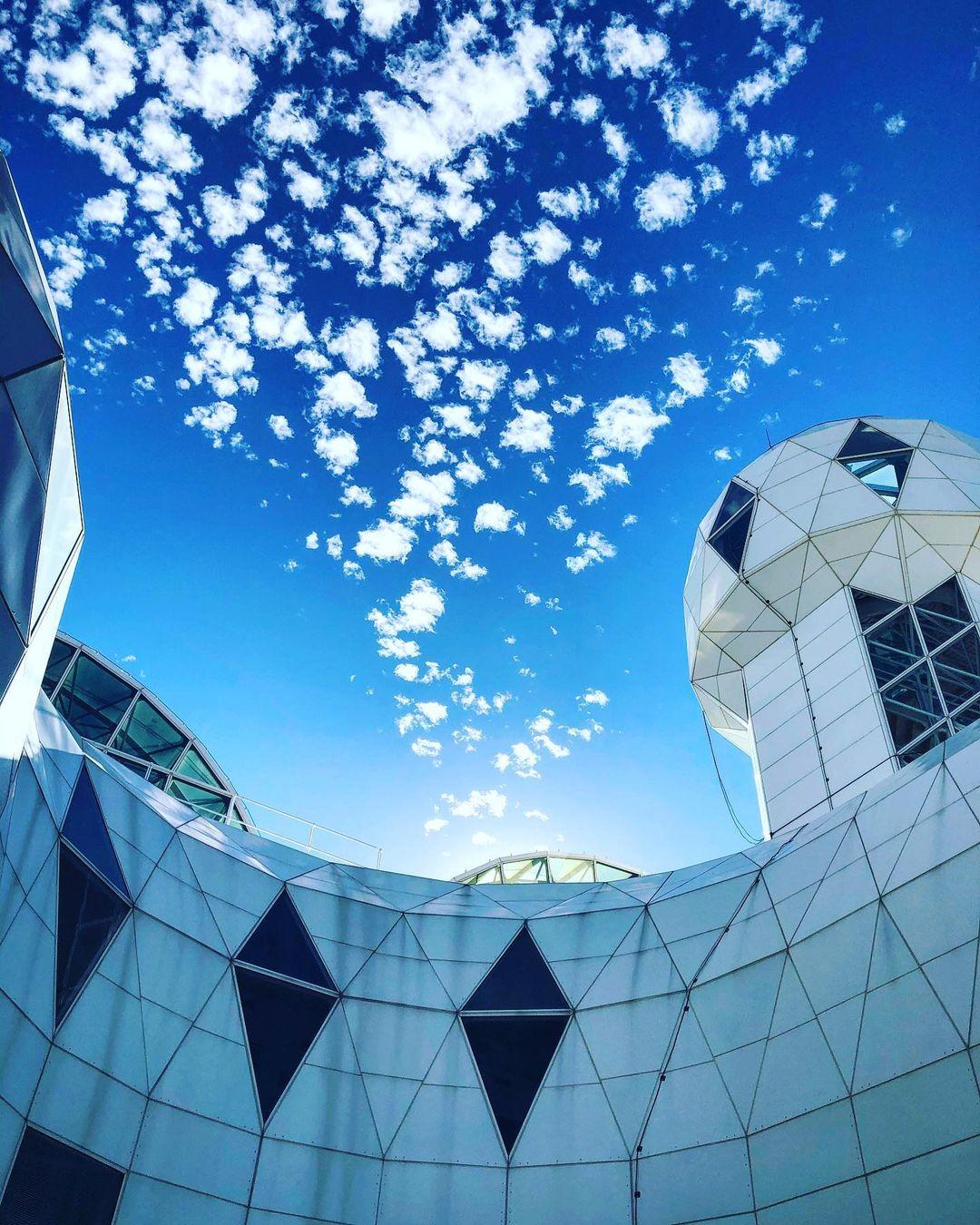edificio biosfera 2