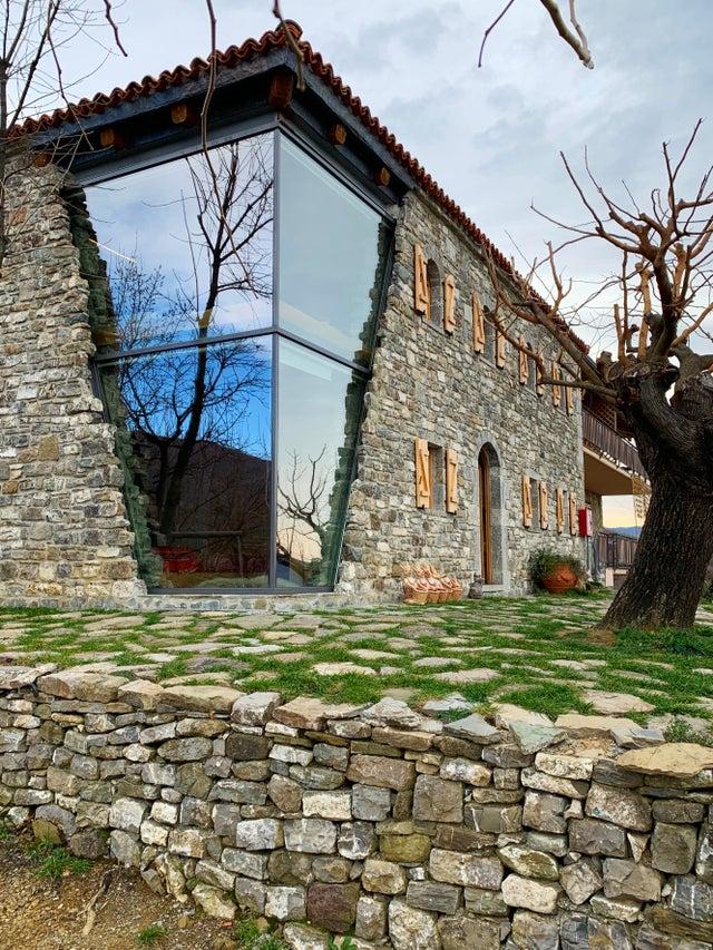 casa en albania