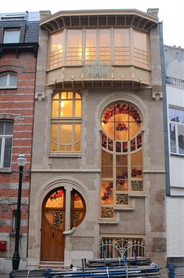 casa estilo nouveau