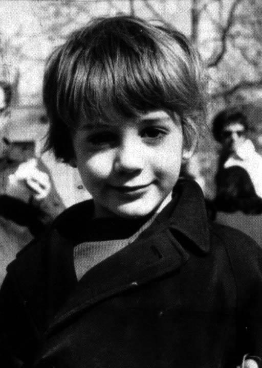 Robert Downey Jr. de niño