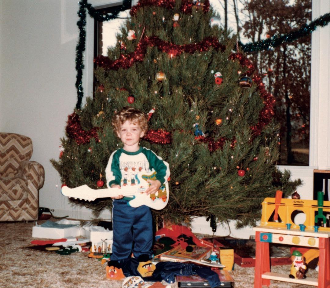 Justin Timberlake de niño