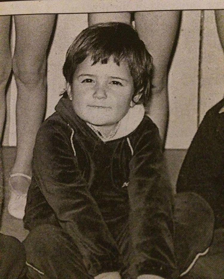 Orlando Bloom de niño