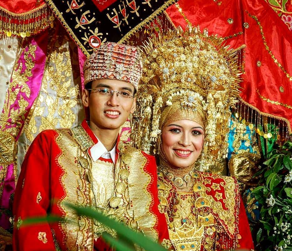 pareja indonesia