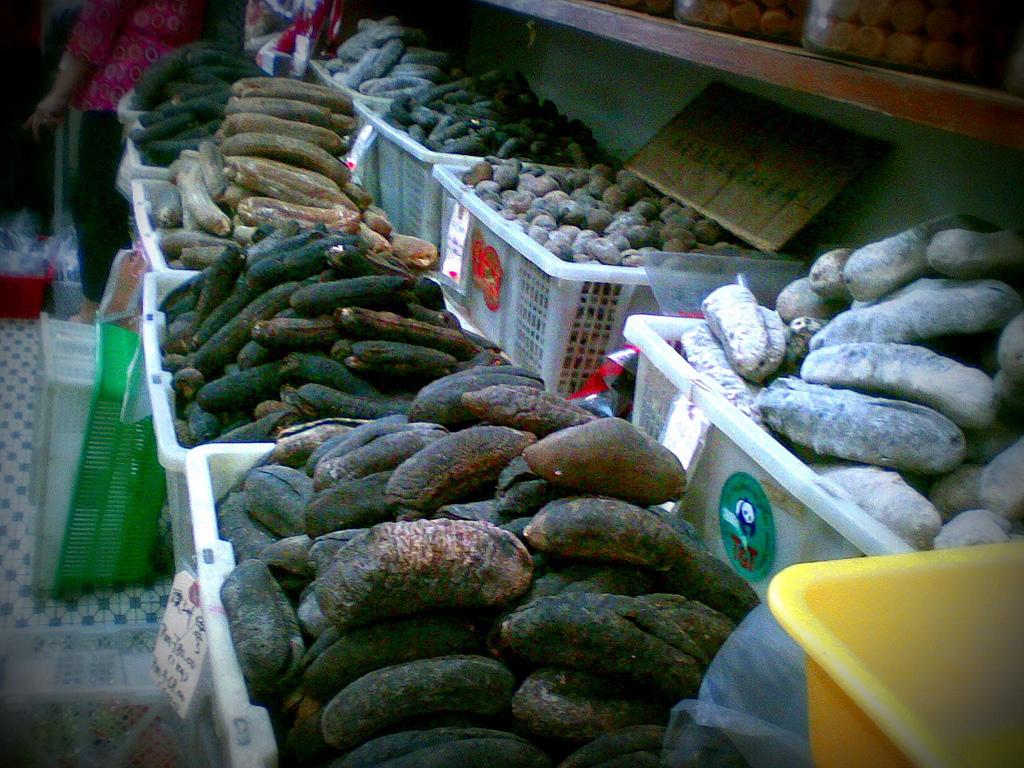 pepinos mercado
