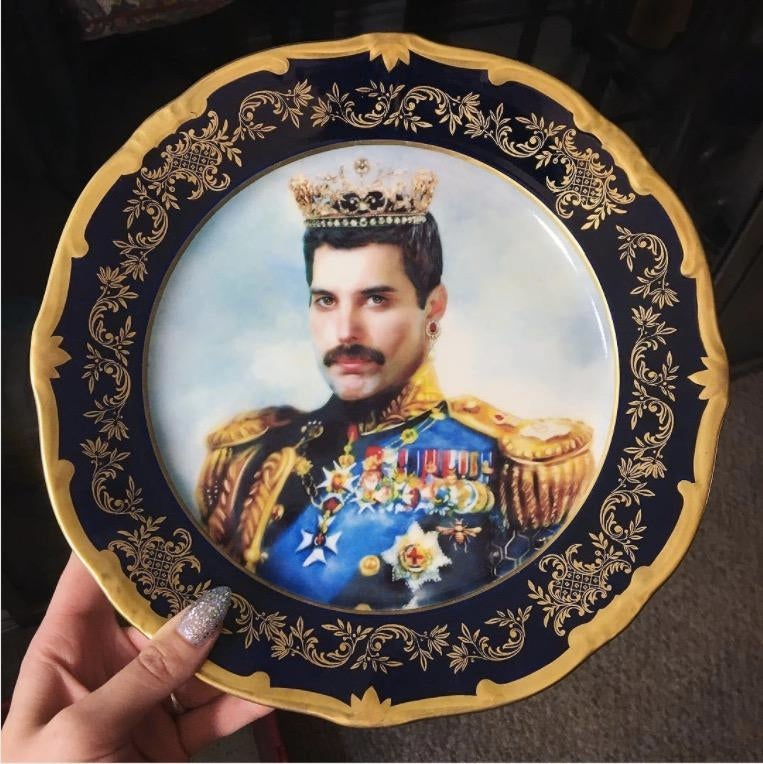 plato the queen