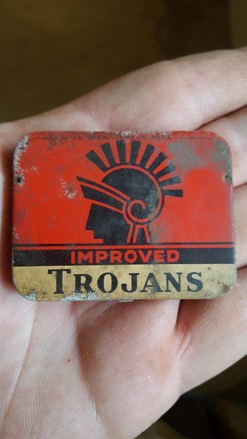 preservativos antiguos