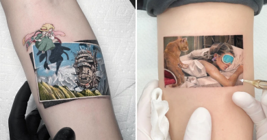 tatuajes-comics-series