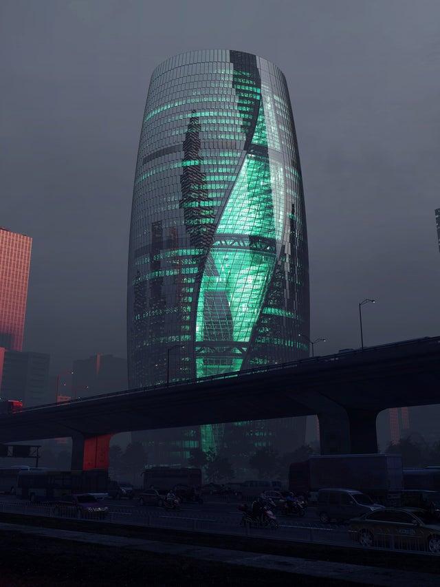 torre de pekin