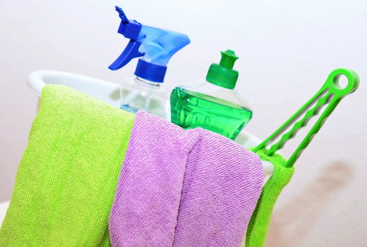 utensilios limpieza