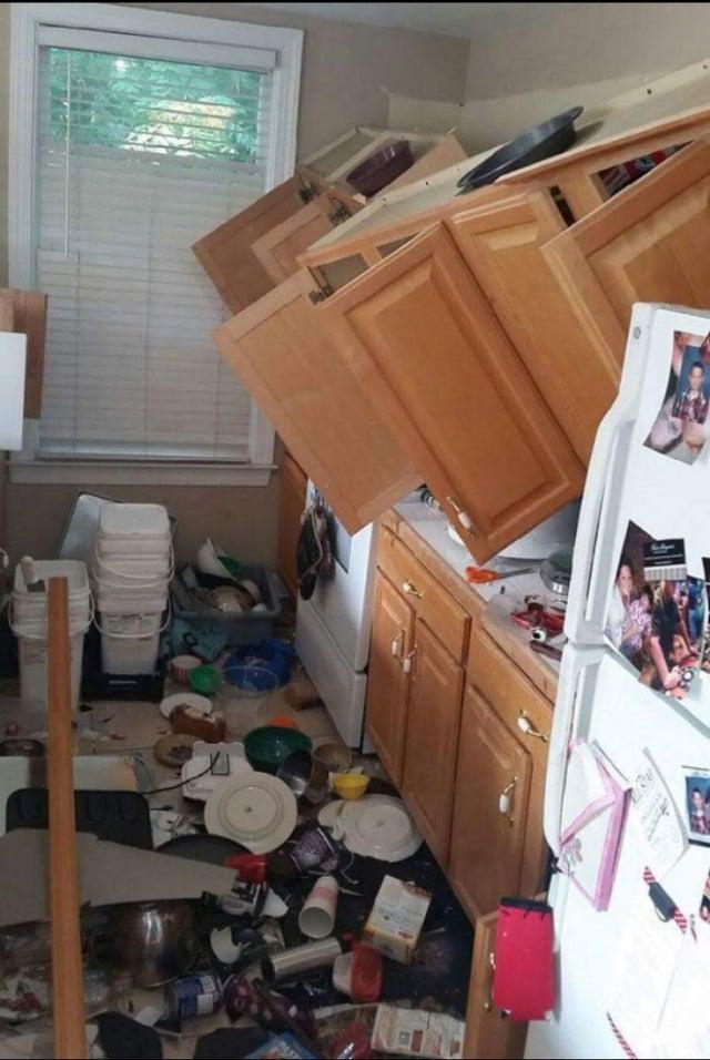 gabinetes caídos