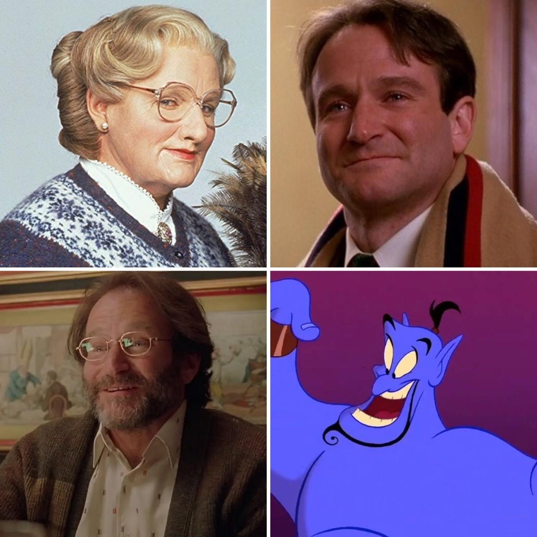 Robin Williams mejores películas
