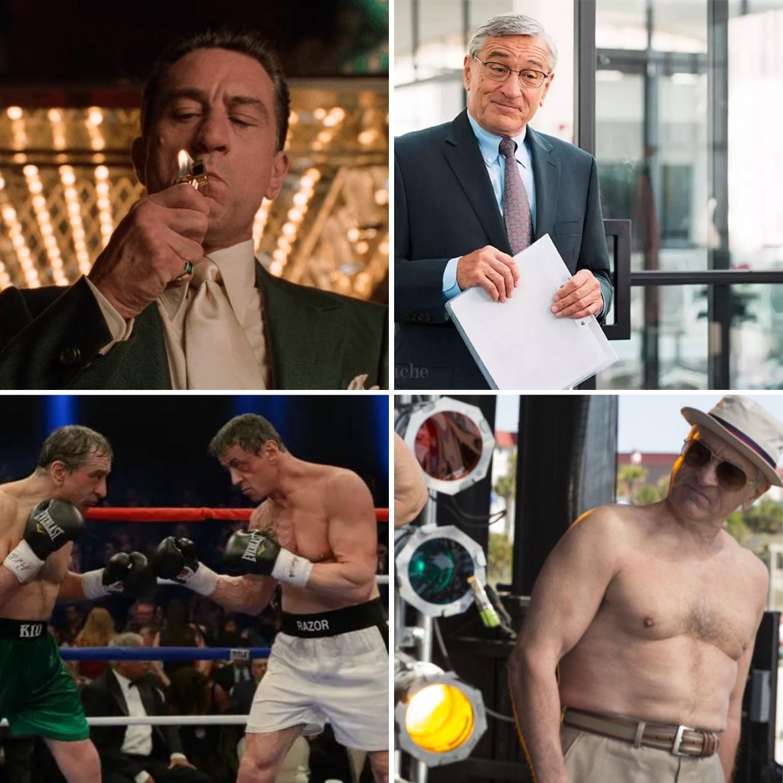 Robert de Niro mejores películas