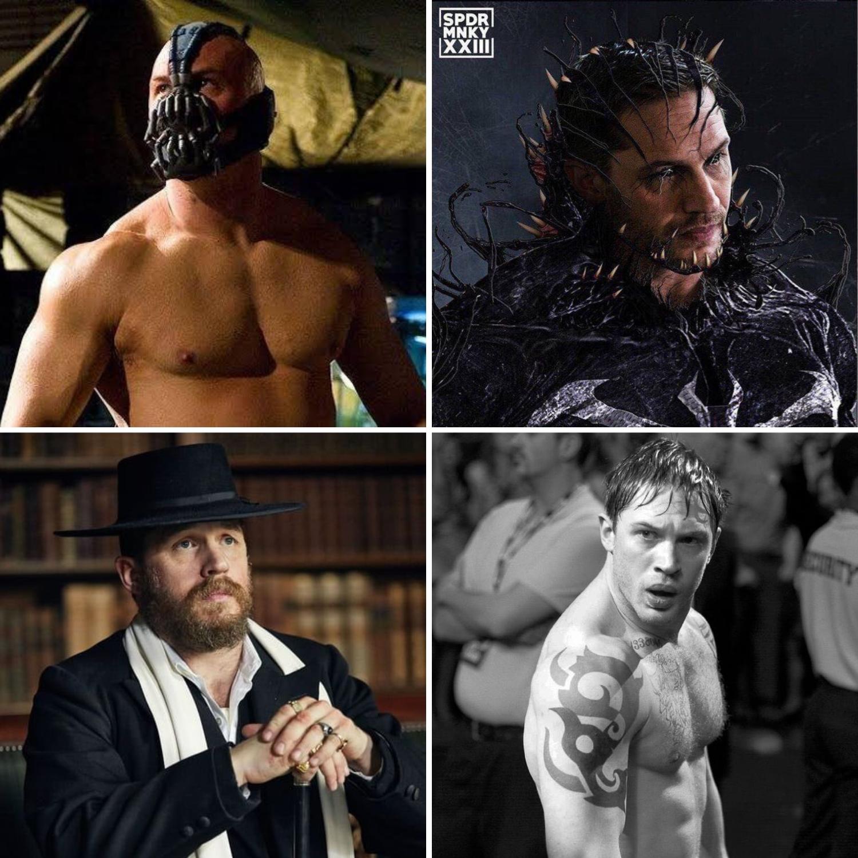 Tom Hardy mejores películas