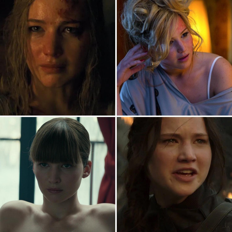 Jennifer Lawrence mejores películas