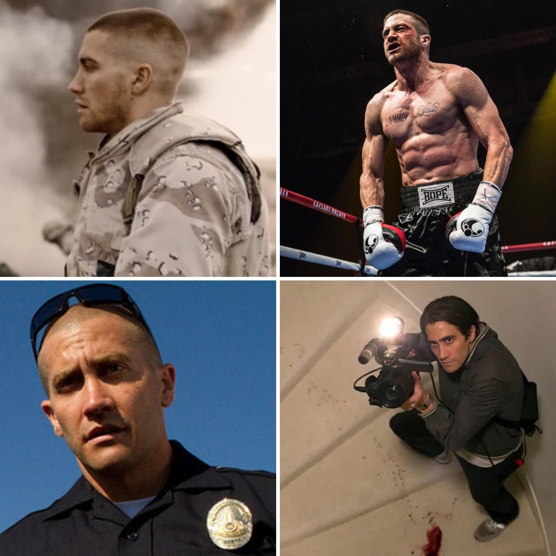 Jake Gyllenhaal mejores películas