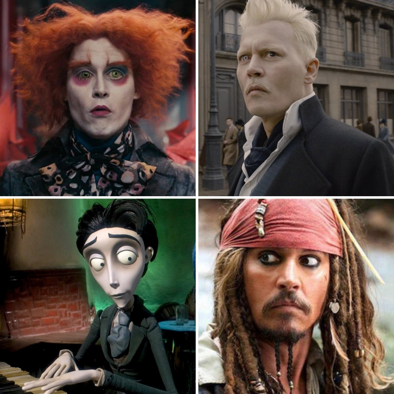 Johnny Depp mejores películas