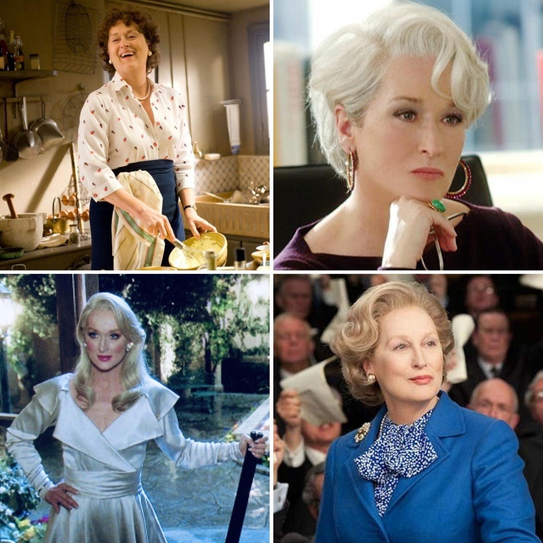 Meryl Streep mejores películas
