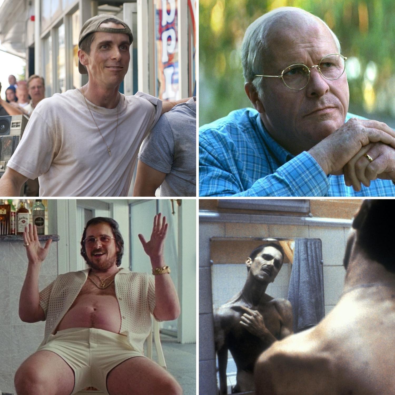 Christian Bale mejores películas