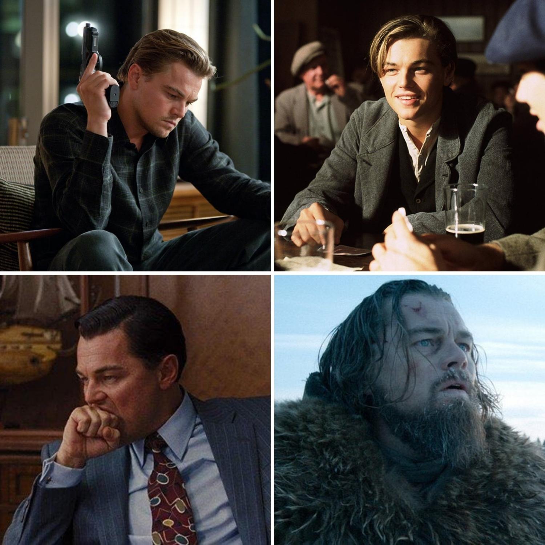 Leonardo DiCaprio mejores películas