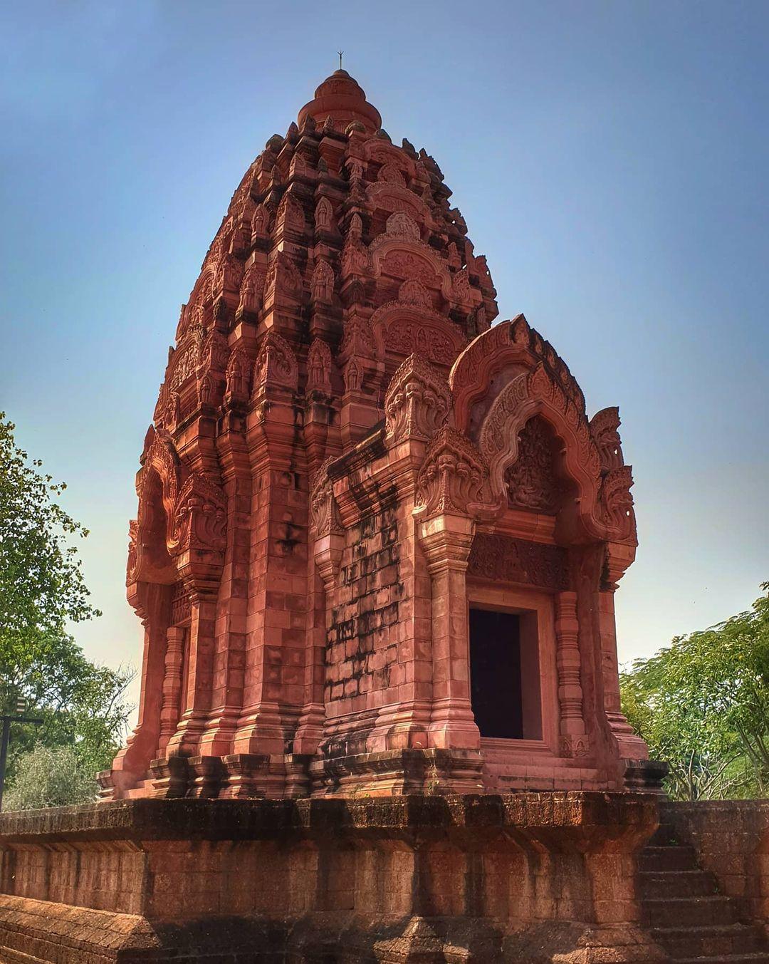 construcciones budistas antiguas