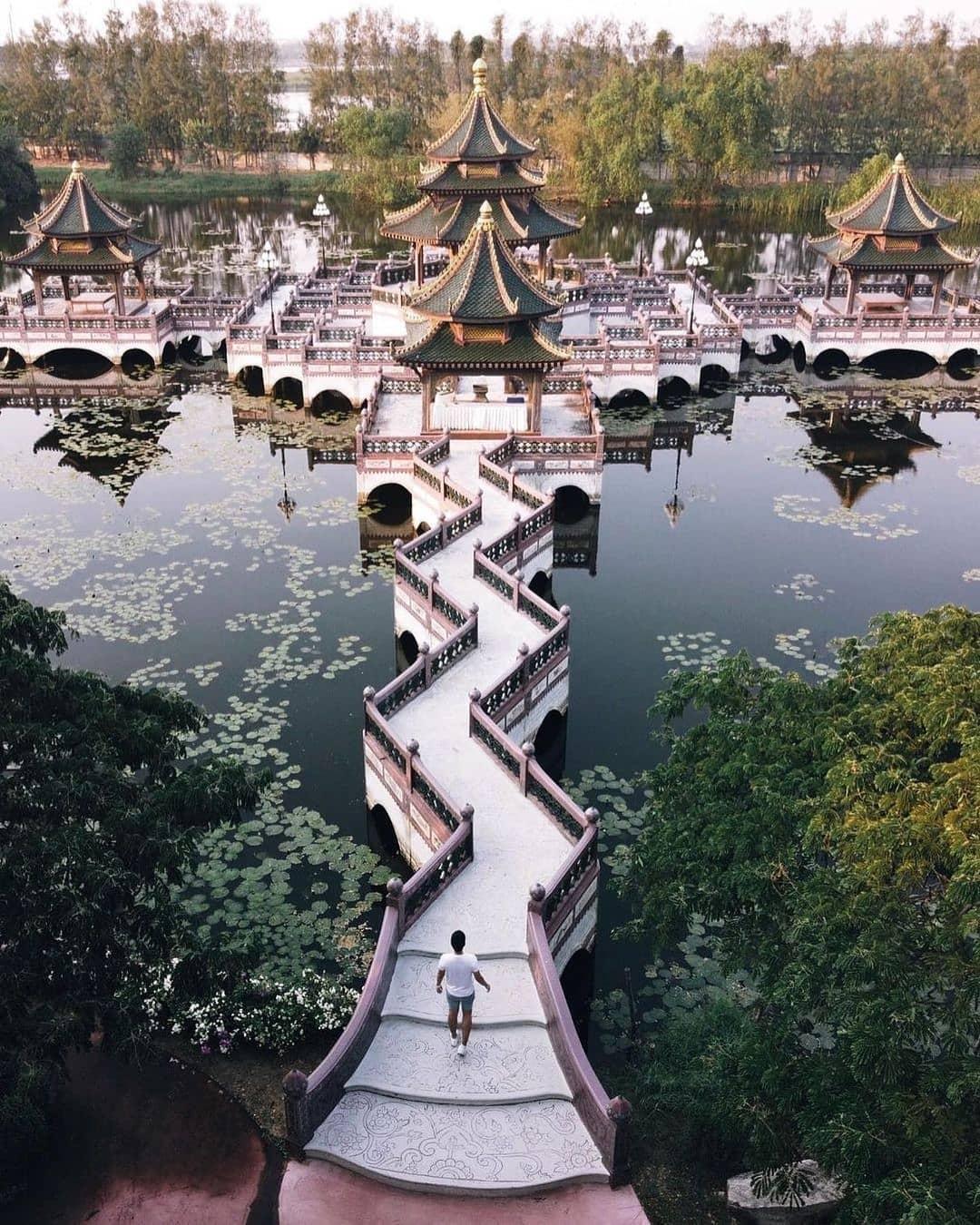 Ancient Siam fotos