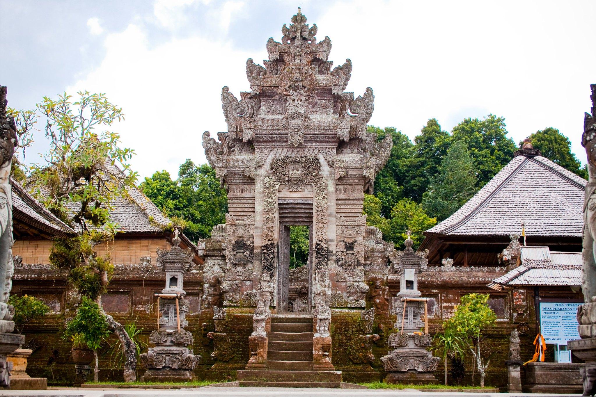 templo Penglipuran