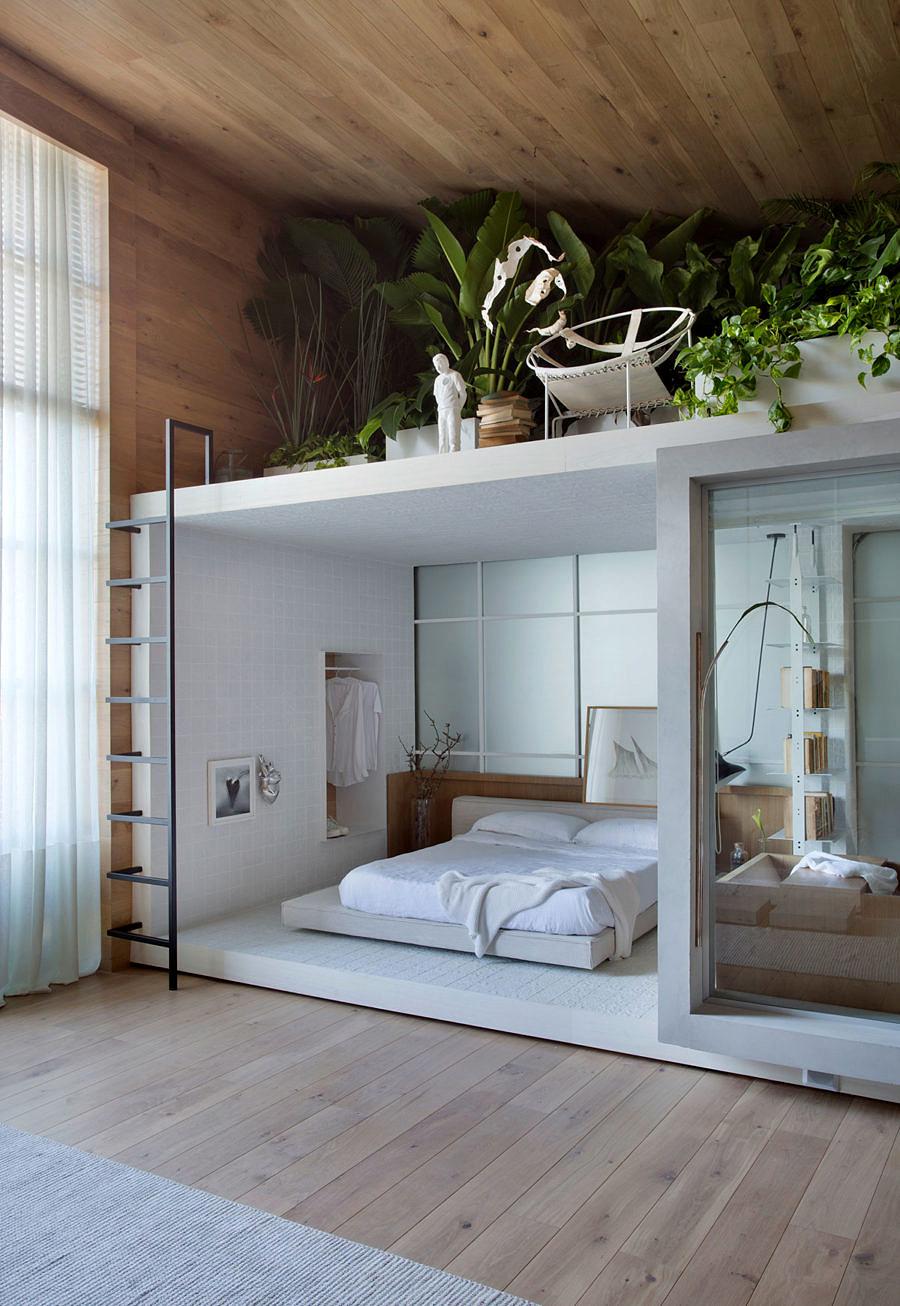 dormitorio original