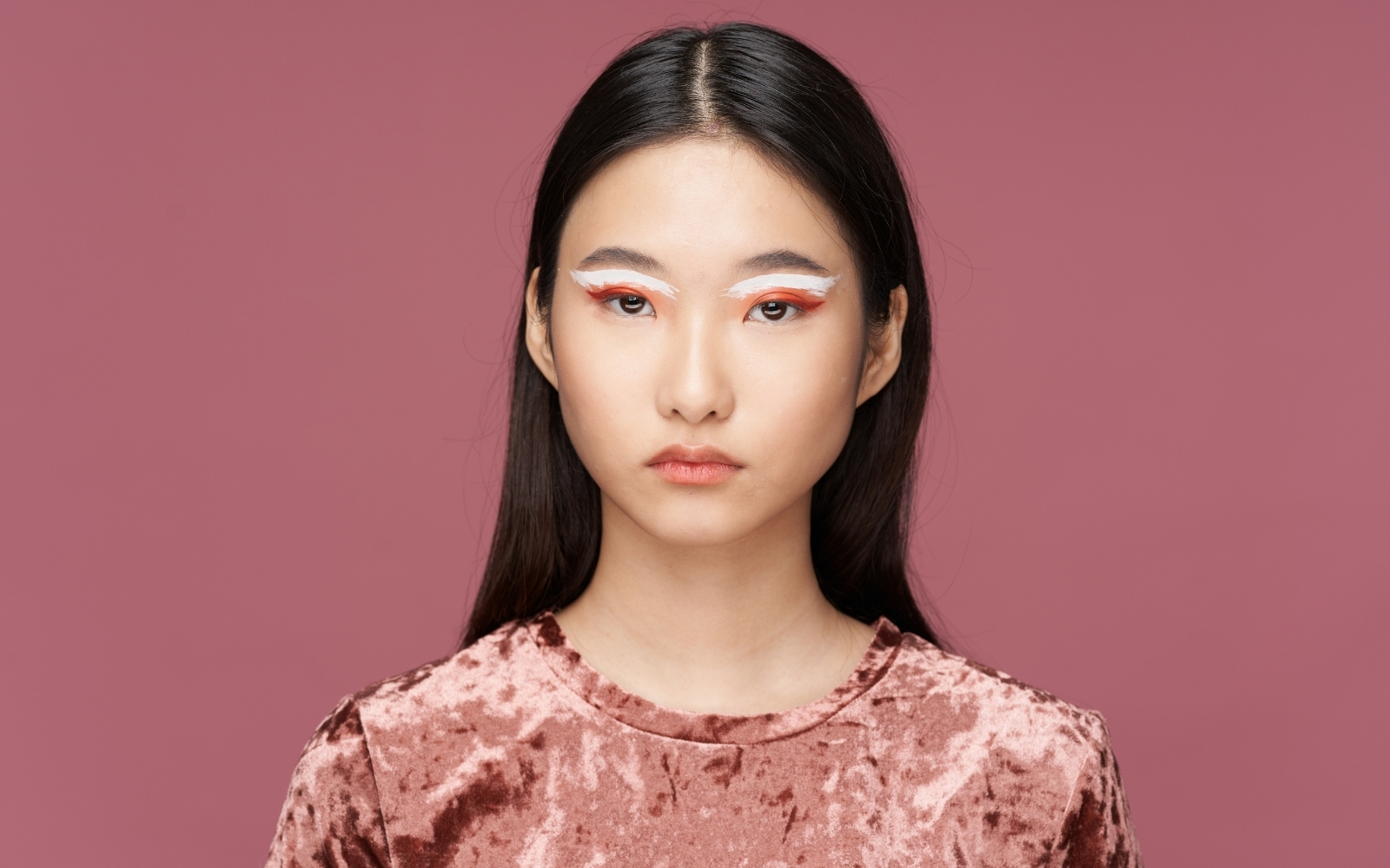 mujer coreana
