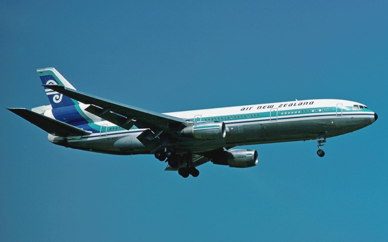 Vuelo 901 de Air New Zealand